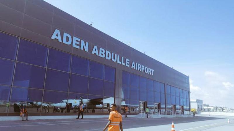 Somalia airport workers on strike