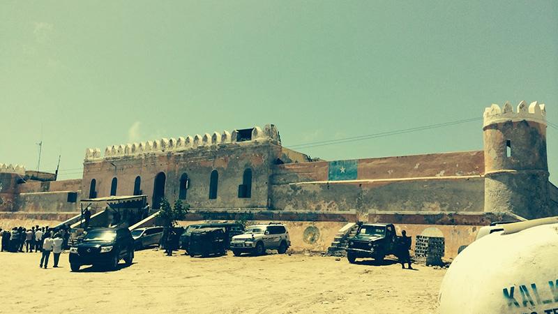 Mogadishu Prison Attack