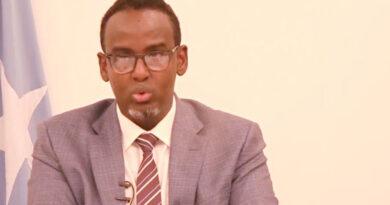 Somalia's Attorney General