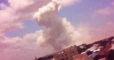 Somalia Mogadishu explosion attack