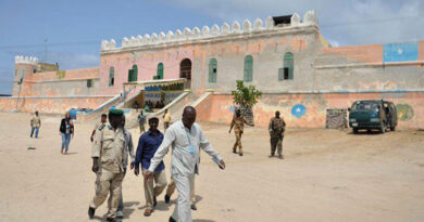 Al-Shabaab inmates take over control of Mogadishu base