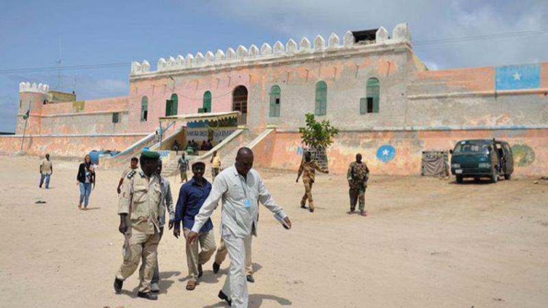 Al-Shabaab inmates take over control of Mogadishu base