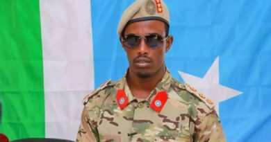 Somalia presidential guard killed