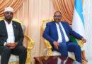 Puntland and Jubaland Leaders