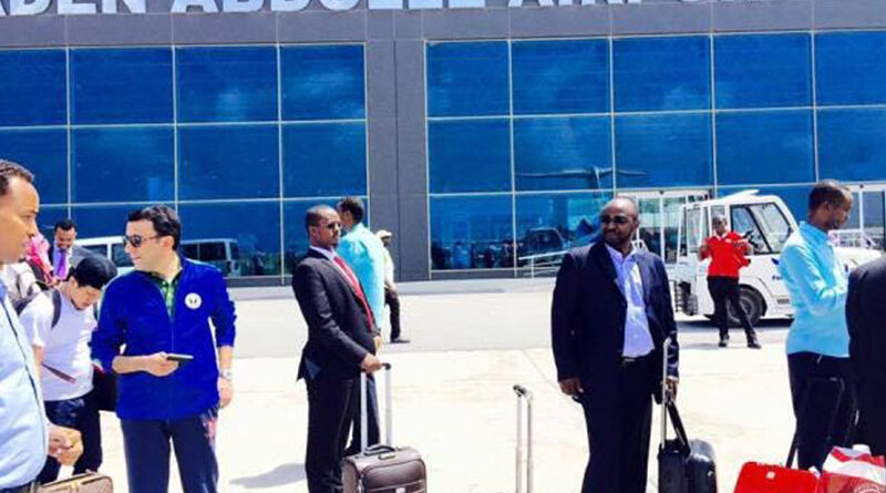 Strike Brings Mogadishu Airport to a Standstill