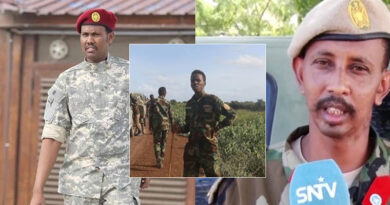 Somali President's Purge of the Military Reaches Unprecedented Level Ahead of Elections