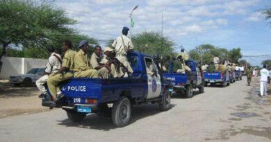 Somaliland Military