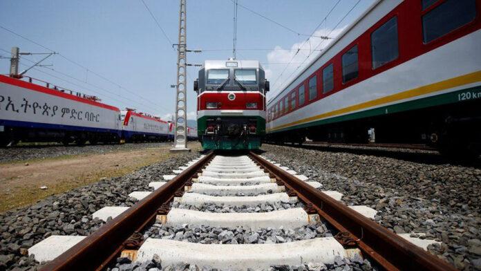 Ethiopia-Djibouti railway