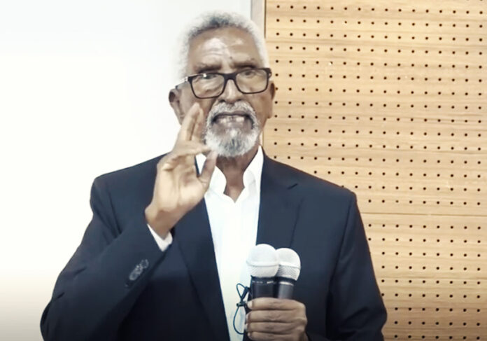 Somalia Senate leader