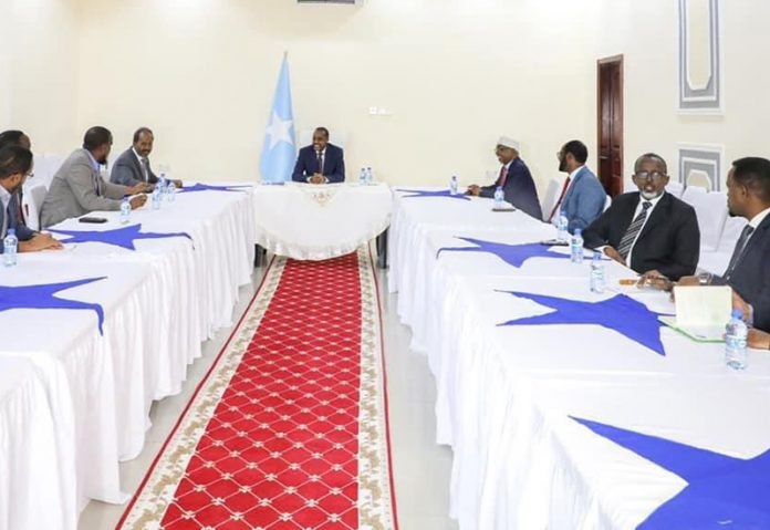 Somali PM and opposition leaders