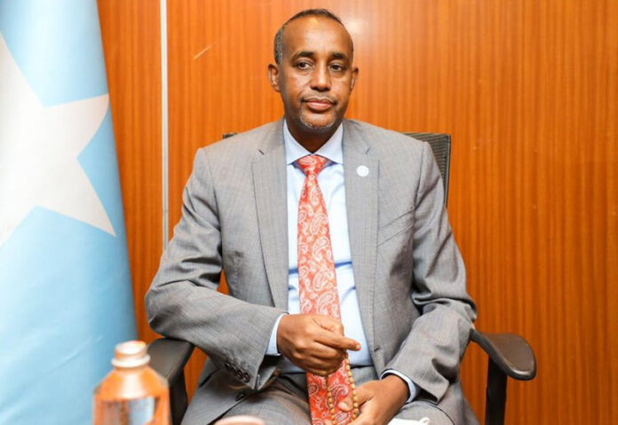 Somalia PM