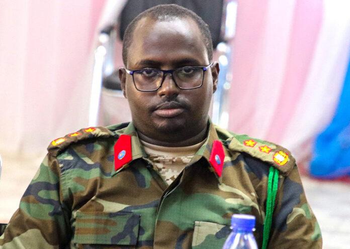 Somalia military court chief