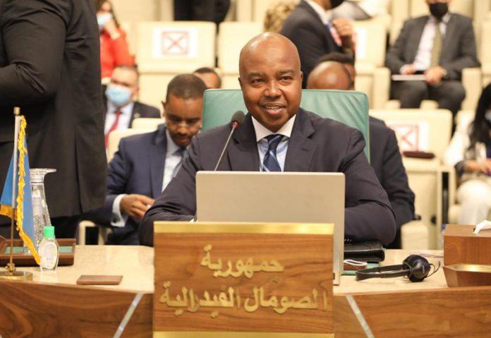 Somali foreign minister