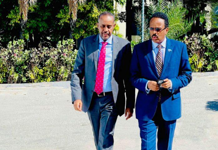Somali PM president