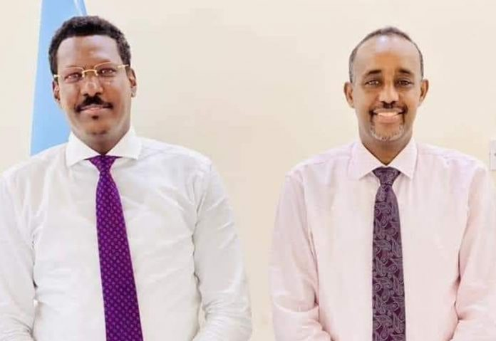 Somalia PM Galmudug president