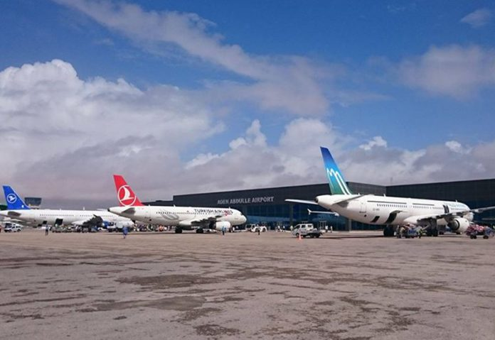 Somalia Adan Adde Airport