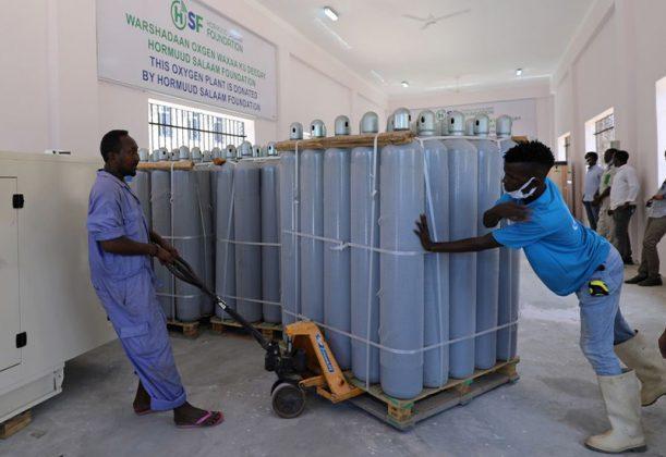 Somalia oxygen plant Somaliguardian news 1