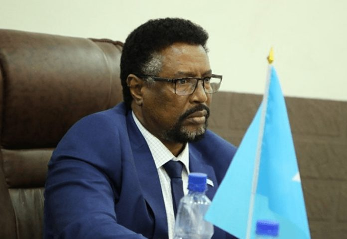 Somalia parliament speaker