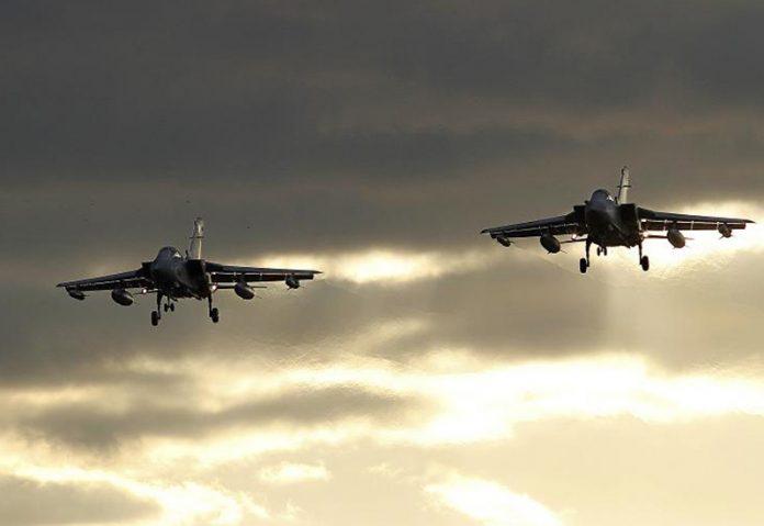 Kenya air strike Somalia