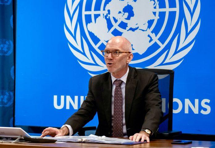 UN envoy to Somalia