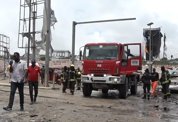explosion in Somalia capital Somaliguardian news 1