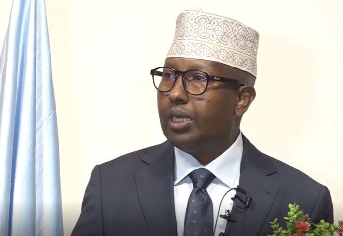 Ex-Galmudug security minister