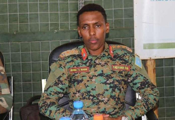 Somalia army chief