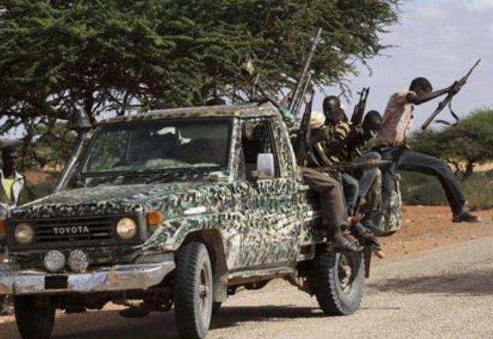 Somalia conflict