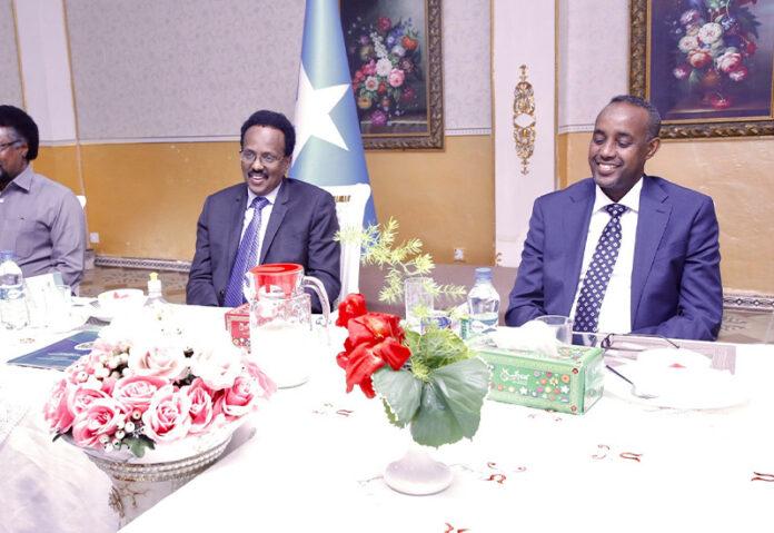 Somalia president PM