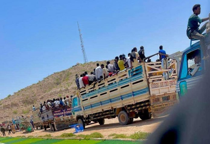 Somaliland deports hundreds of traders from south Somalia