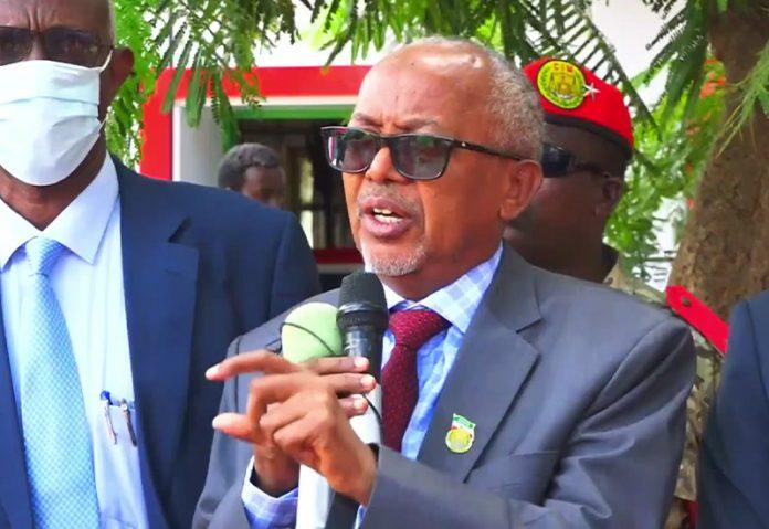Somaliland vice president
