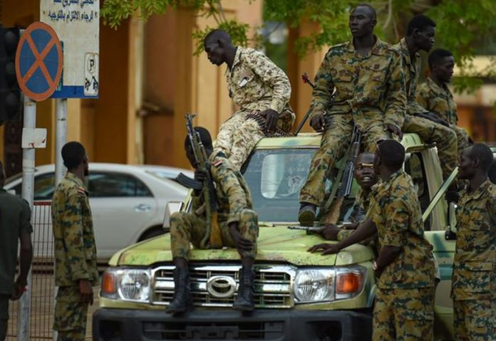Sudan security forces